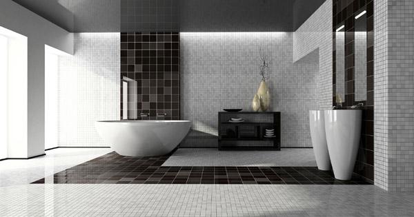 בחירת קרמיקה לחדר אמבטיה